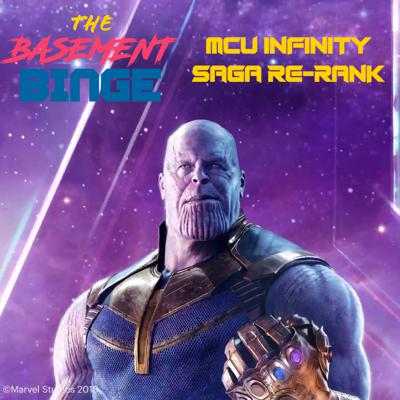 Cover art for Re-ranking Every MCU Infinity Saga Movie
