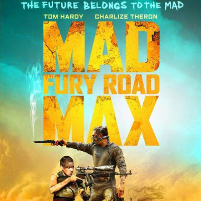 Cover art for Mad Max: Fury Road | Re-Review
