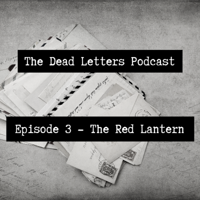 Cover art for Episode 3 - The Red Lantern