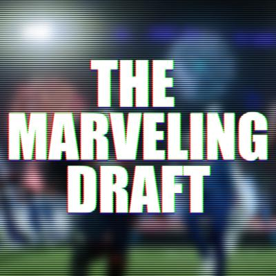 Cover art for 037: The Marveling Draft Part 1!