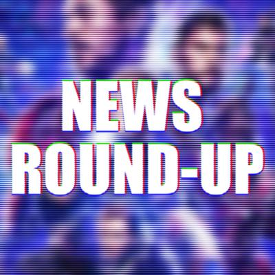 Cover art for 041: It's a News Round-Up!