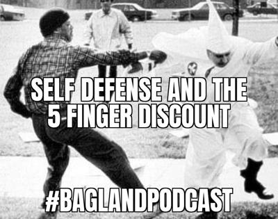 Cover art for Episode 46: The 5 Fingered Discount