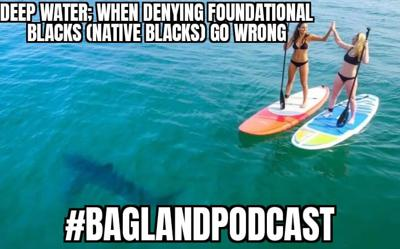 Cover art for Episode 49: Deep Water, When Denying Foundational (Native) Blacks Goes Wrong