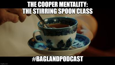 Cover art for Episode 47: The Cooper Mentality