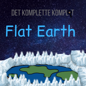Cover art for (2) Flat Earth