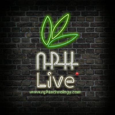 Cover art for Plant superfoods (A Garden Culture Review): Podcast 206 - NPK Hydroponics live