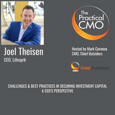 Cover art for Challenges and Best Practices in Securing Investment Capital - A CEO's Perspective