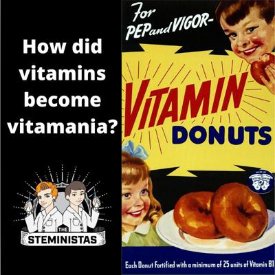 Cover art for How did vitamins become vitamania?
