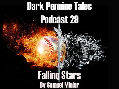 Cover art for Dark Pennine Tales - Falling Stars