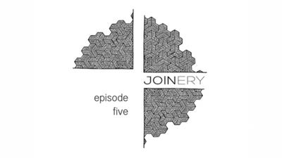 Cover art for JOINERY Five