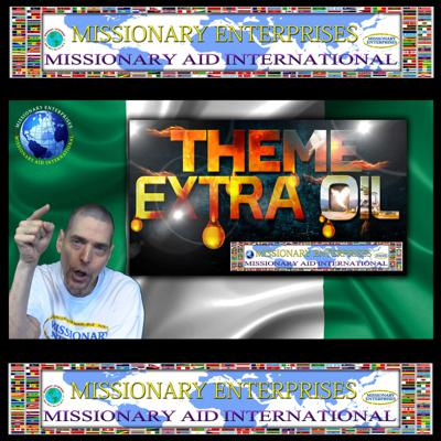 Cover art for EP84 Abuja, Nigeria - Extra Oil - Believers Royal Priest Conference 2020