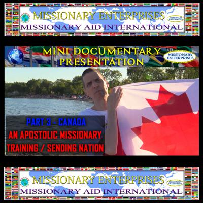 Cover art for EP75 Canada Day / Apostolic Nation (Part 3)