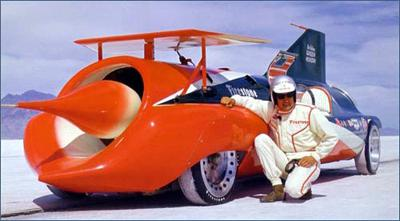 Cover art for 1.14: The 576mph Backyard Hot Rodder - Art Arfons Was America's Fastest Do It All Bad Ass