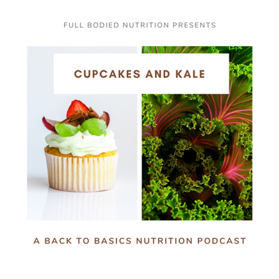 Cover art for Cupcakes and Kale - Stress and Digestion
