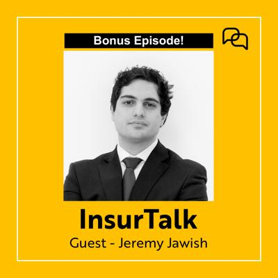 Cover art for Bonus Episode - Chatbots: The Future of Conversational AI in Insurance