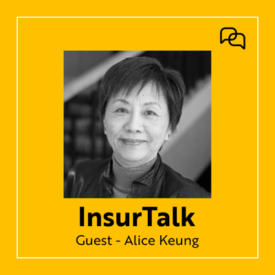 Cover art for Economical Insurance's Alice Keung on Launching a Digital Insurer
