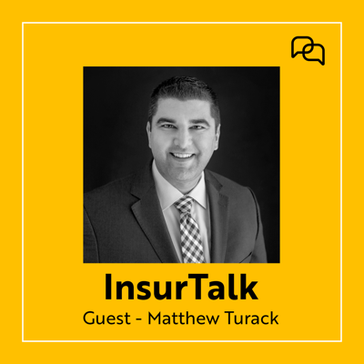 Cover art for CAA Insurance's Matthew Turack on Pay-as-You-Go Insurance ​