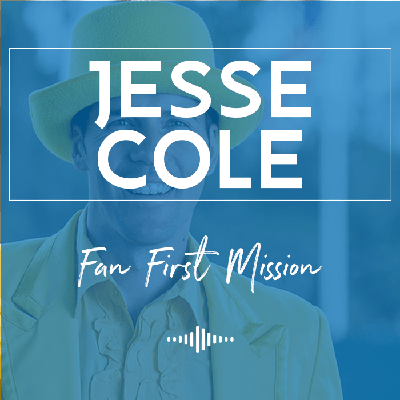 Cover art for Jesse Cole - Fan First Mission