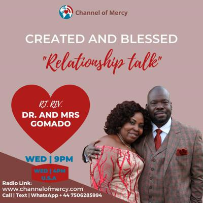 Cover art for Created and Blessed: Relationship Talk (Part 14)