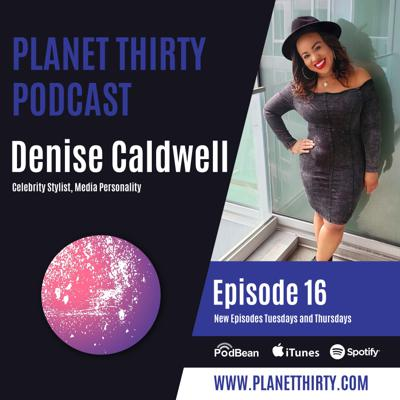 Cover art for Episode 16: Denise Caldwell