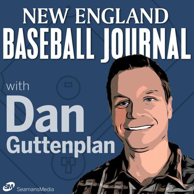 Cover art for Futures League Commissioner Joe Paolluci and NEBJ editor Mike Zhe   Episode 1