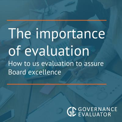 Cover art for The Importance of Evaluation