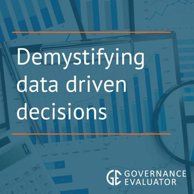 Cover art for Demystifying data driven decisions - Panel discussion