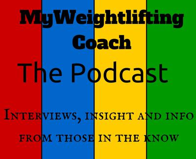 Cover art for Interview with Jim Schmitz- The Rio Olympics, Doping, and the future of competitive Olympic Weightlifting