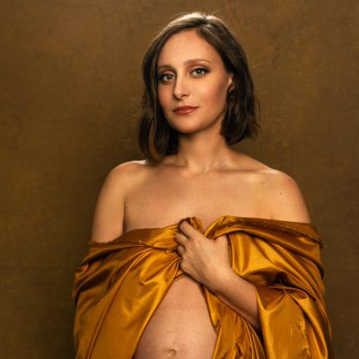 Cover art for Documenting the body during Pregnancy with Jess