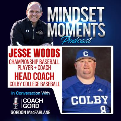 Cover art for 015 - Jesse Woods   Championship Baseball Player + Coach