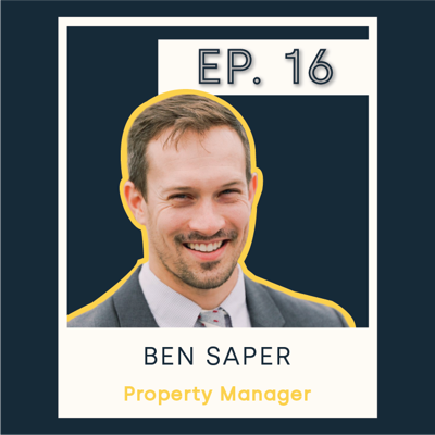 Cover art for Ben Saper - Property Manager/Immigration Attorney