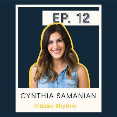 Cover art for Cynthia Samanian - Hidden Rhythm