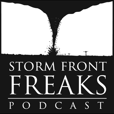 """Official account of """"The Most Entertaining Weather Podcast""""!  Storm Front Freaks is a team of amateur and professional storm enthusiasts from various backgrounds hosting exciting guests from the weather industry."""