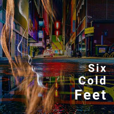 Six Cold Feet is a fiction podcast about musicians in trouble written by J.M. Donellan and starring Melanie Zanetti, Jessica McGaw and Tom Yaxley.