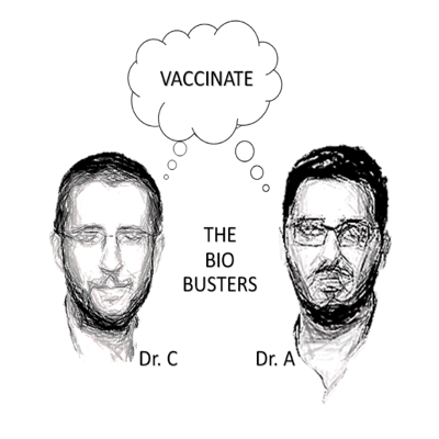 Bio Busters: the science podcast that takes you beyond the classroom.