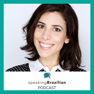 Speaking Brazilian Language School specializes in Brazilian Portuguese. New lessons every Wednesday with tips on grammar, vocabulary and pronunciation of Brazilian Portuguese. All episodes offer a transcription of the audio in Portuguese to help non-native speakers understand.