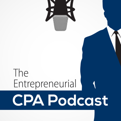 Do you feel trapped inside a small box at work? Do you feel like nobody around you shares the same passion in your success as you do? The Entrepreneurial CPA podcast is here to help! Learn how to think outside the box and fuel your entrepreneurial spirit from some of the most passionate trailblazers in the industry. Invest in yourself to achieve the goals and dreams that you want. #InvestInYourself
