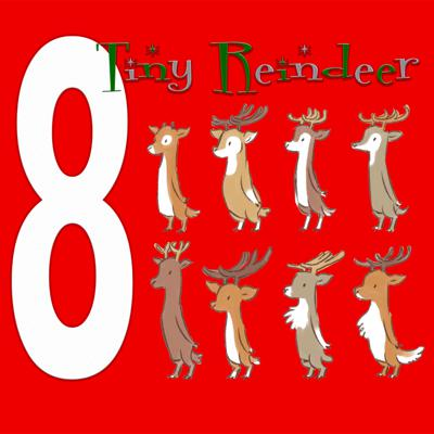 A holiday story for the whole family! Santa needs to find his missing 8 Tiny Reindeer to deliver the magic of Xmas!