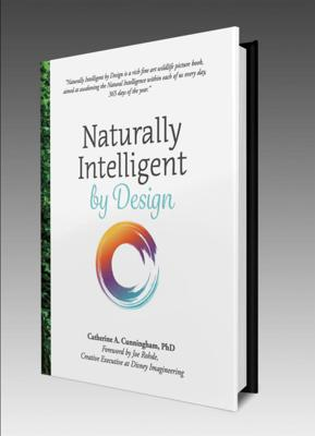 Naturally Intelligent by Design is arich fine art wildlife picture book, aimed at awakening the Natural Intelligence within each of us every day, 365 days of the year.