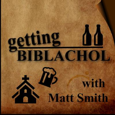 The show where I drink too much and talk about my favorite Bible stories!