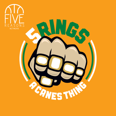 Welcome to the 5 Rings Podcast! Where it's always a Canes Thing. We're apart of the 5 Reasons Podcast network and bring you some of the best content related to the University of Miami.