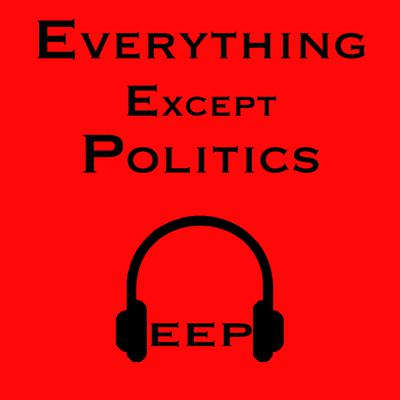 Three dudes talk about just about everything except... well, politics! We are three guys in college who love to discuss and debate different topics without having to worry about stirring up political turmoil.