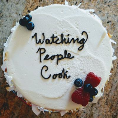 Watching People Cook