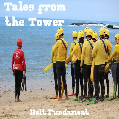 Tales from the Tower: A podcast that gives you a look into the adrenaline filled, high stakes world of ocean Lifeguards. Your host Holt Fundament and esteemed guests in the field will give you first hand accounts of what ocean lifeguards do everyday. (Not affiliated with any State or City Agency)
