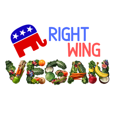 Vegans whose political beliefs go against the grain! Join Scott and Kellie as they run through news and provide their insight and opinions on the political happenings in the United States. Never has there been more of a need for conservative voices in the media, help us spread the word and make sure we keep the White House in 2020 and beyond.