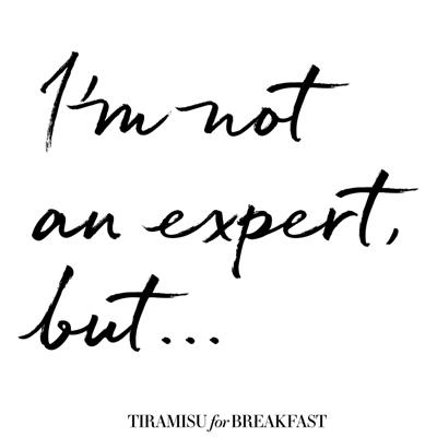 I'm not an expert, but I talk to people who are.