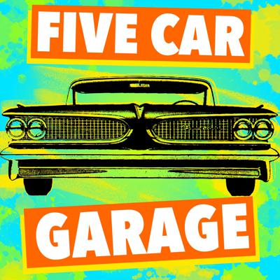 Five Car Garage