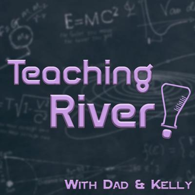 This podcast is a love letter to the future for my daughter, River Rae.