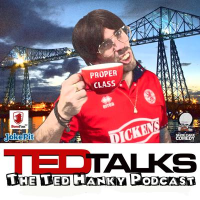 Cover art for 'Ted Talks' - The Ted Hanky Podcast - Episode #60 -From Russia With...Mala