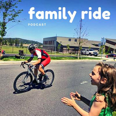 Family Ride Podcast is all about cycling, racing and adventuring on two wheels in the Pacific Northwest as a family four.